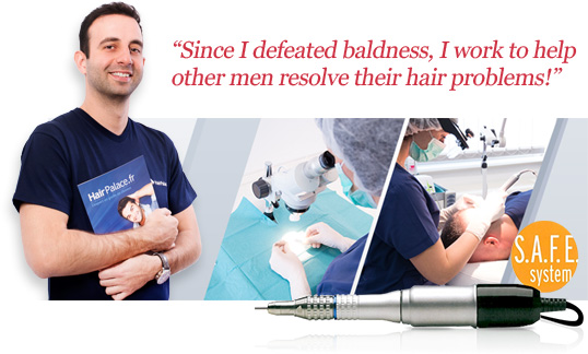 Hair restoration flights from Dublin to Budapest: Hair Clinic in Hungary is awaiting patients from Ireland